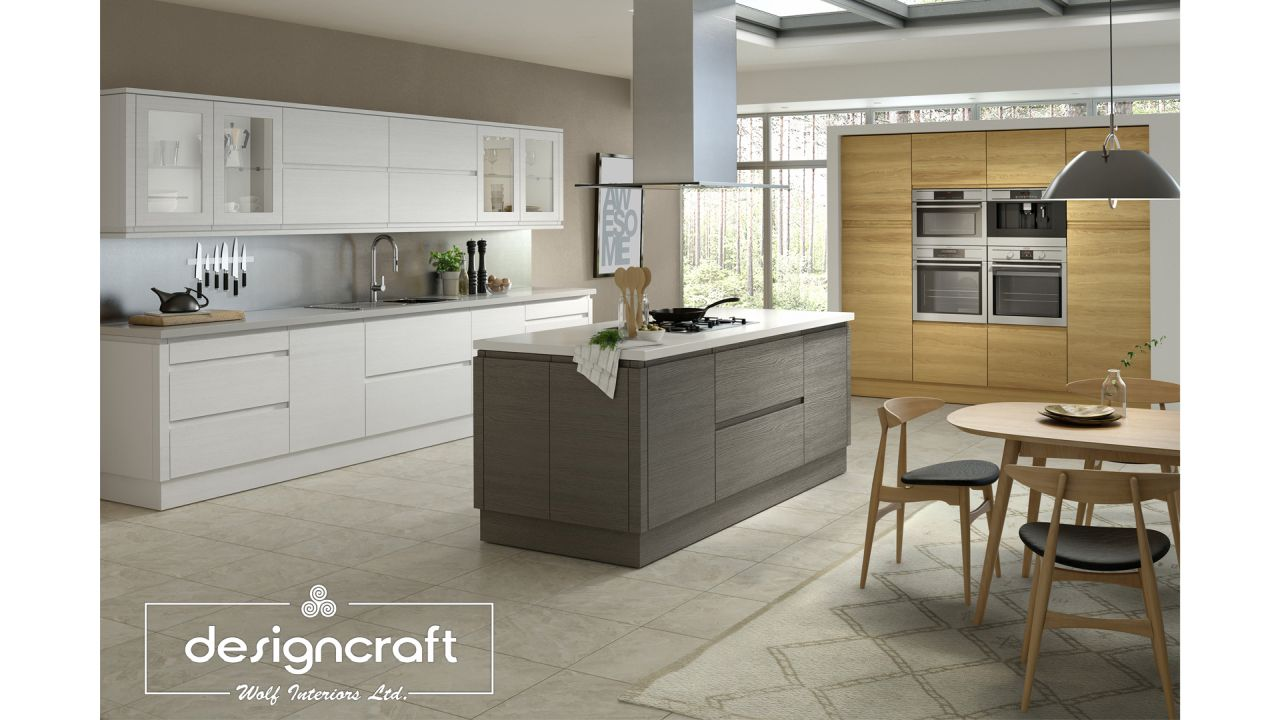 Kitchen dublin modern kitchen handleless kitchen designs for Kitchen ideas dublin