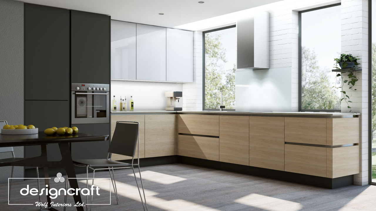 Kitchens Dublin Handcrafted Kitchens Bespoke Kitchens Handleless Kitchens