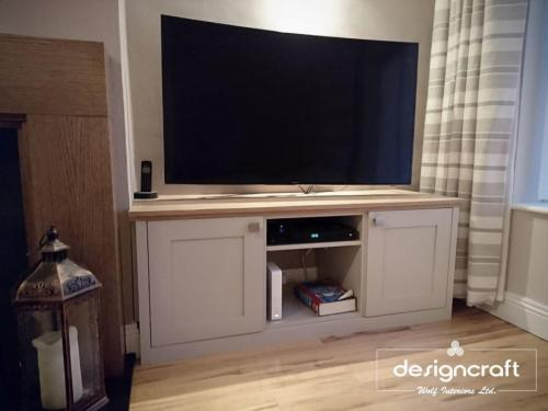 tv unit bray