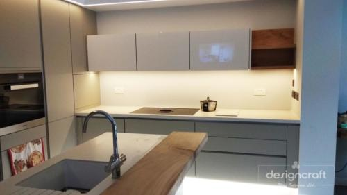 contemporary kitchen dublin