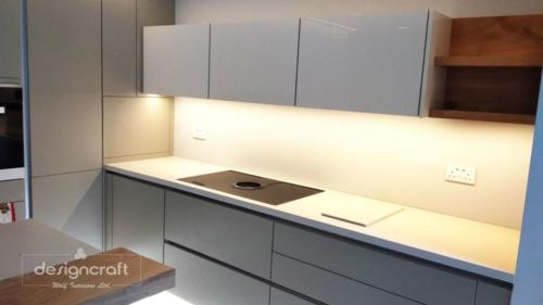 handleless kitchens dublin