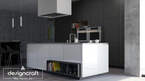 kitchen modern gloss1
