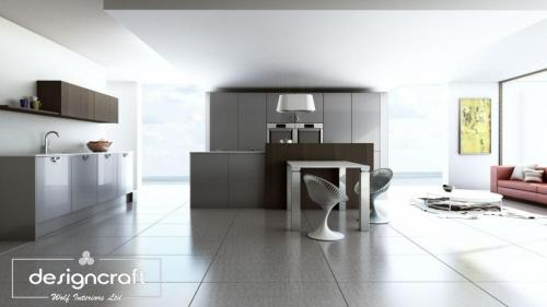 kitchen modern gloss5