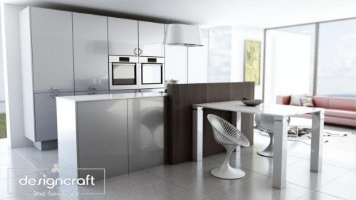kitchens dublin modern
